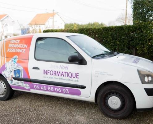 Contrat maintenance informatique Rochefort La Rochelle Sainte Royan